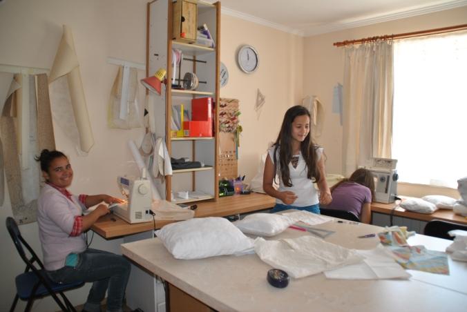 les apprenties couturières 1