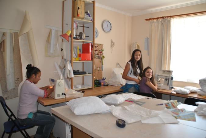 Les apprenties couturières 2
