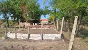Après : la nouvelle terrasse à cultiver