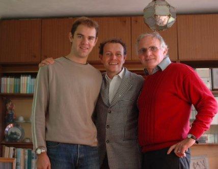 Jérémie, Joël et Daniel